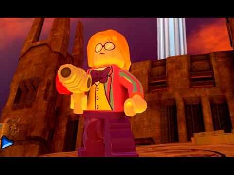 LEGO Batman 3: Beyond Gotham - Toyman Gameplay and Unlock Location