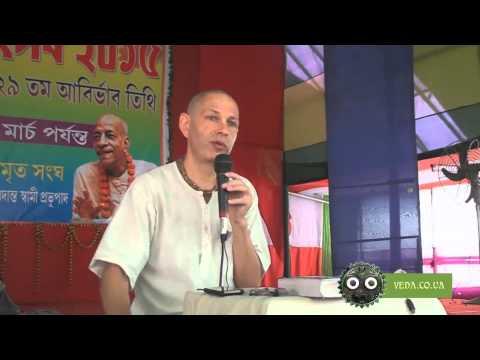 Бхагавад Гита 2.56 - Враджендра Кумар прабху