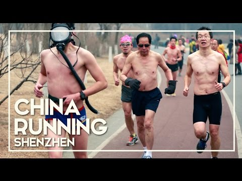 SHENZHEN RUNNING | CHINA