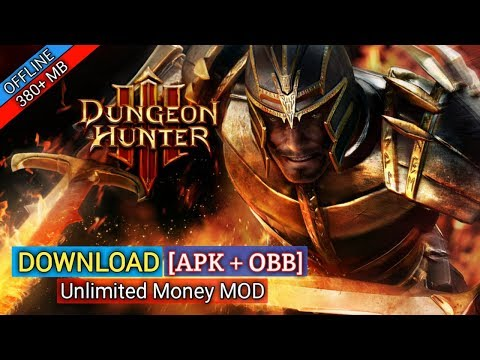 Dungeon Hunter 3 APK+OBB (Mod,Offline) Download On Android
