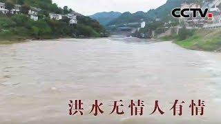 [中华优秀传统文化]洪水无情人有情| CCTV中文国际