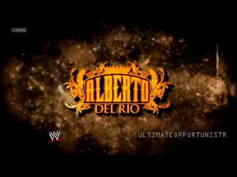 WWE Alberto Del Rio New Titantron 2013 And Theme Song With Download Link