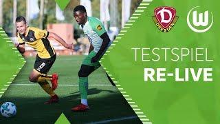 Dynamo Dresden - VfL Wolfsburg   RE-LIVE   Testspiel