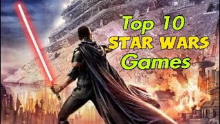 RageQuit's Top 10 Star Wars Games Of All Time
