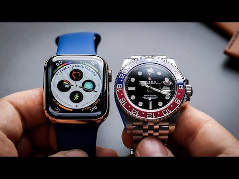 Nên đeo đồng Hồ Truyền Thống Hay Apple Watch? - XVLOG