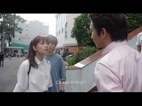 Phim Yêu || Giận Chi Pu, Bê Trần ném hư nón của thiết kế | Hậu Trường 5