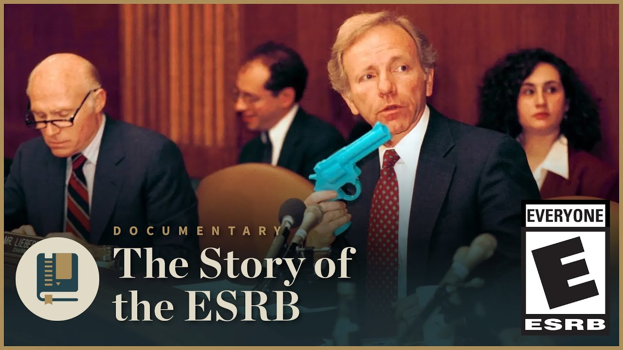 The Creation of the ESRB - Gaming Historian