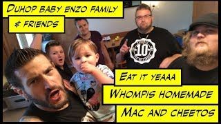 duhop Homemade Mac and Cheetos better than Burger King cooking vlog