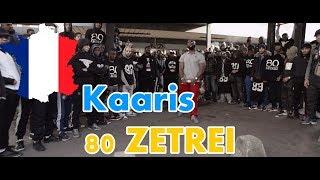 GERMAN REACTS TO FRENCH RAP: Kaaris - 80 ZETREI | cut edition