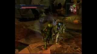 Star Wars: The Force Unleashed (Wii) Walkthrough: Part 5 - Raxus Prime [2/2]