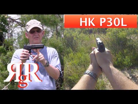 HK P30L .40 Review