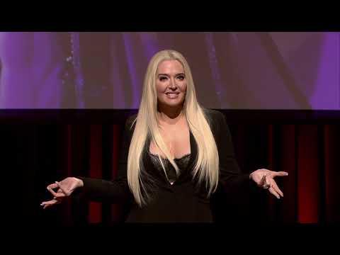 Living Life as an Exaggerated Figment of People's Imaginations | Erika Jayne Girardi | TEDxPasadena