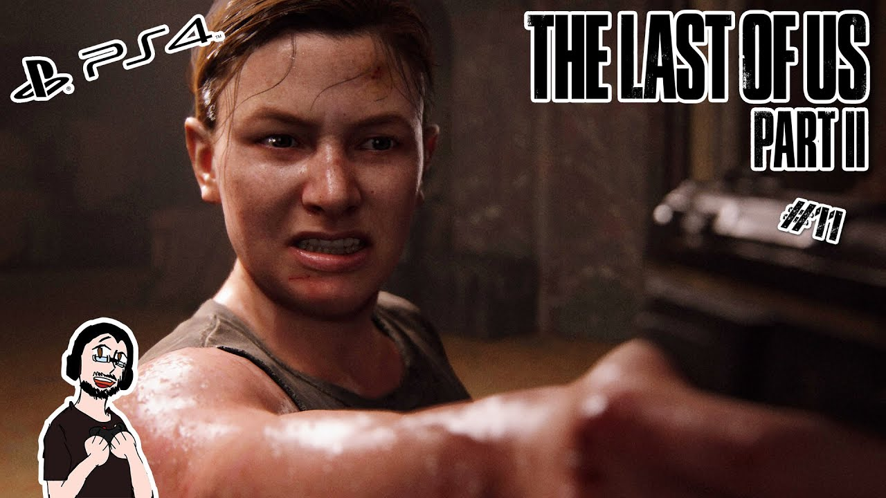 [FR] THE LAST OF US Part 2 Infiltration / Le parc / Le stade / À pied Gameplay #11