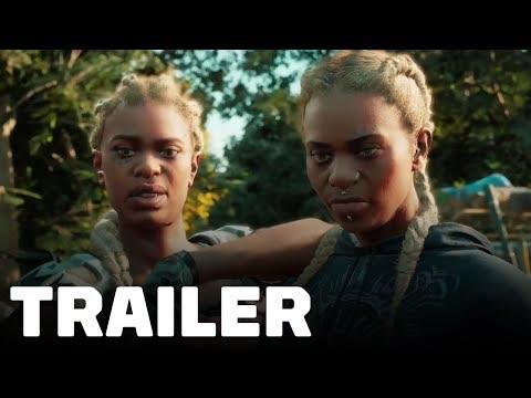Ubisoft Oficialmente Revela FAR CRY: NEW DAWN no The Game Awards