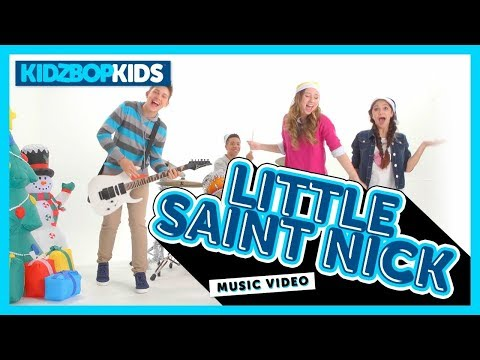 KIDZ BOP Kids - Little Saint Nick (Official Music Video) [KIDZ BOP Christmas]