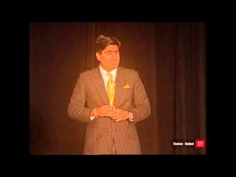 Jay Bavisi Hacker Halted 2014 Opening Address