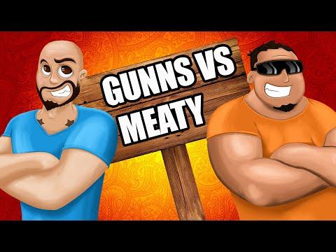 GUNNS vs MEATY (Call of Duty Custom Zombies) thumbnail