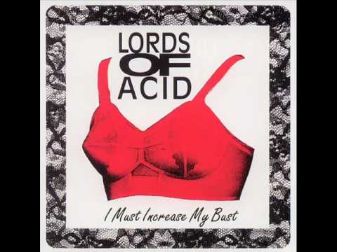 Lords Of Acid - I Must Increase My Bust (MNO Remix)