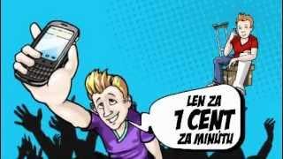 TESCO mobile - Vánoční kampaň 2011