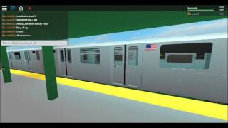 [ROBLOX] IRT Subway: R188 7 Train @ Mets-Willets Point