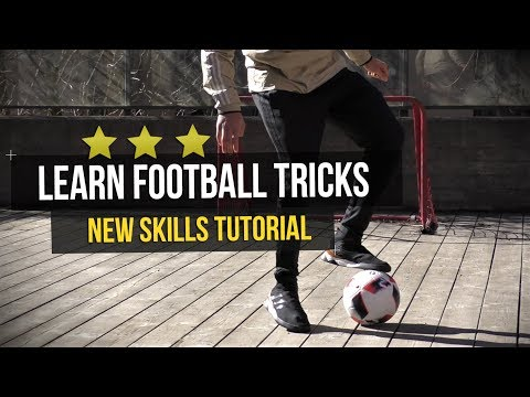 Learn 3 Awesome Football Skills in 2 Minutes