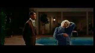 Marilyn Monroe  -  somethings got to give scene (pool)
