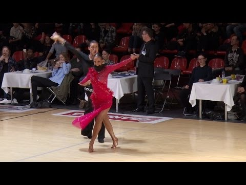 Helsinki Open 2014 | WDSF WO Latin Final | Samba