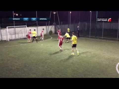 GARDEN CUP OPEN EDITION Girone C Monaco vs Arsenal