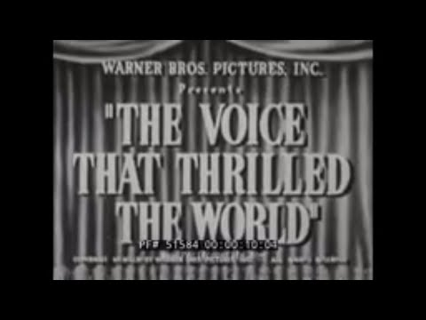 "HISTORY OF SOUND IN MOTION PICTURES  ""THE VOICE THAT THRILLED THE WORLD""  HOLLYWOOD MOVIES 51584"