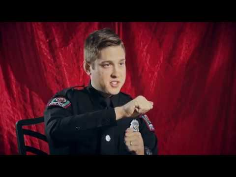 Ohio State University Police Officer Alan Horujko talks the knife attack on Nov. 28, 2016