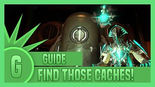 Be a Master at finding caches - Warframe 18.5 Sabotage 2.0 Cache Guide