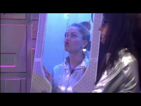 Lee Ryan kisses Jasmine Waltz: Day 4, Celebrity Big Brother