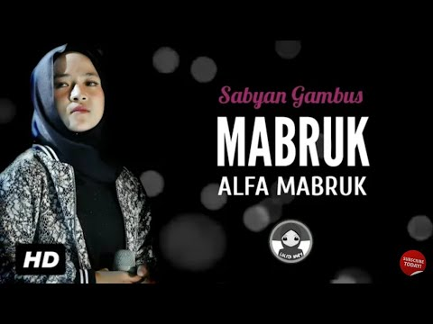 Nissa Sabyan Mabruk Alfa Mabruk