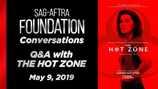 Conversations with THE HOT ZONE