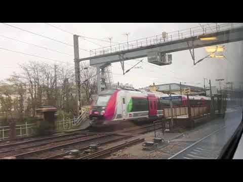 Sncf Z 6400 ligne L Versailles Rive Droite le 04 décembre 2017 IMG 3882