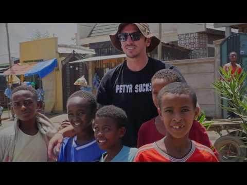 Penny for a Purpose - Ethiopia Skate X BB Bastidas