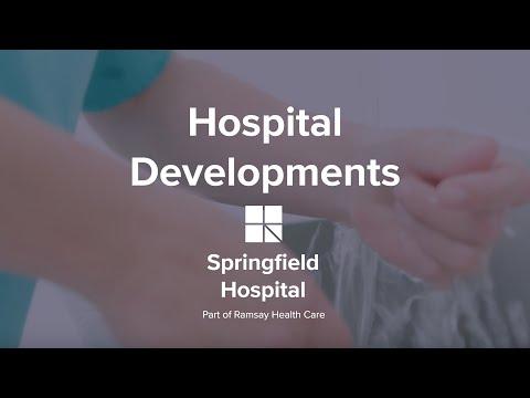 Hospital Developments - Springfield Hospital