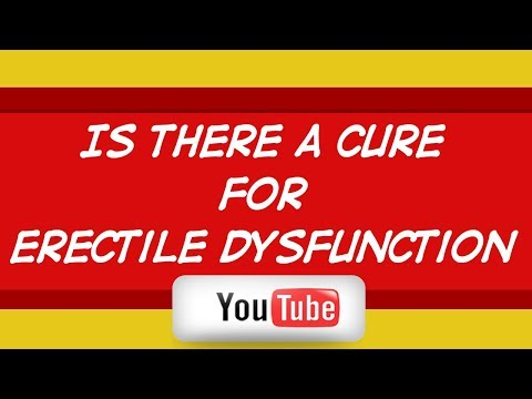 How to cure Erectile Dysfunction with no Viagra from YouTube · Duration:  4 minutes 53 seconds