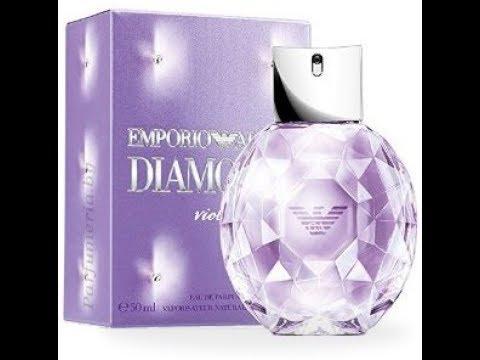 Мой новый аромат- Giorgio Armani - Emporio Diamonds Violet