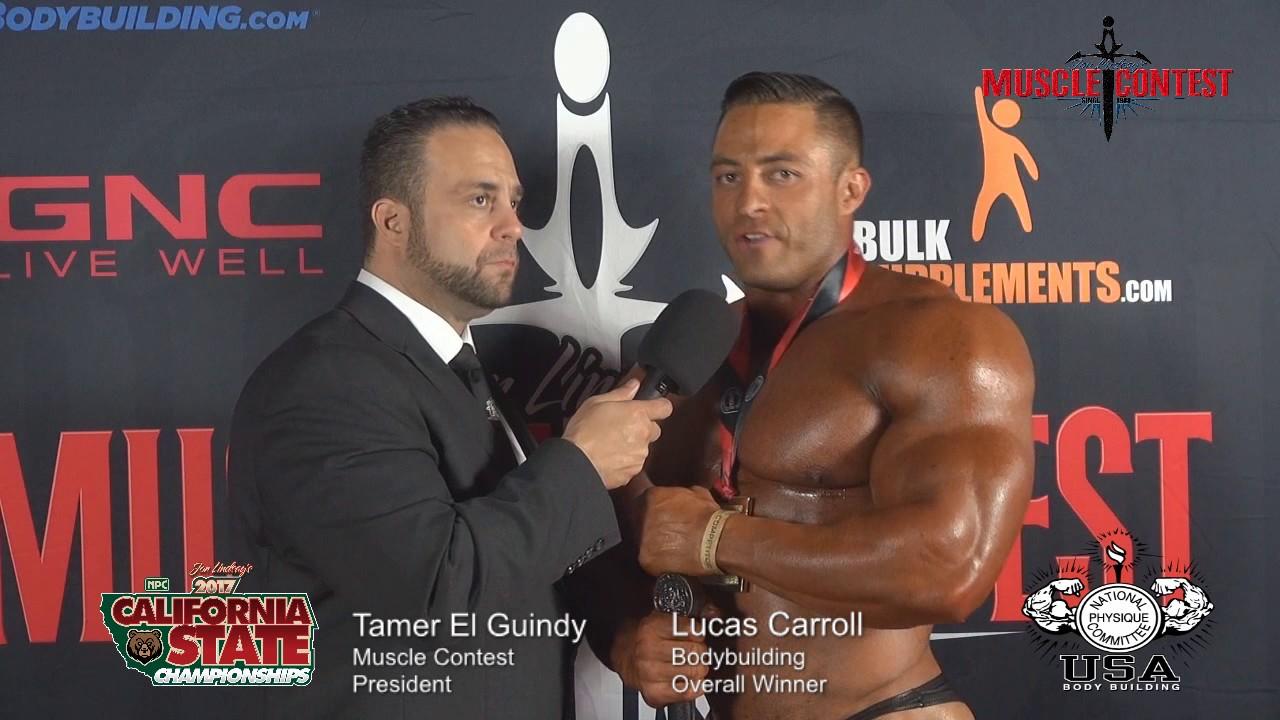 Resultado de imagem para Lucas Carroll bodybuilder