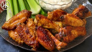 Keto Buffalo Chicken Wings | Keto Recipes | Headbanger's Kitchen