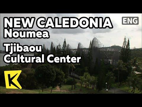 【K】NewCaledonia Travel-Noumea[뉴칼레도니아 여행-누메아]근대건축물, 치바우 문화센터/Tjibaou Cultural Center/Modern