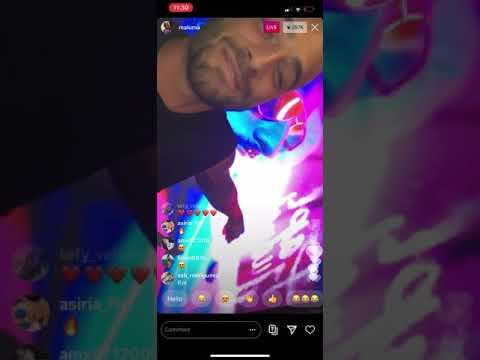 Maluma habla de Belinda y Christian nodal y porque cerró Instagram?