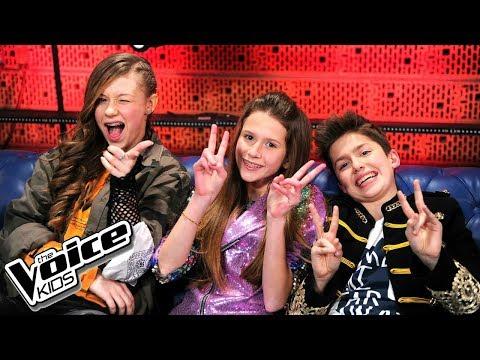 Trójka wyłoniona! – The Voice Kids Poland