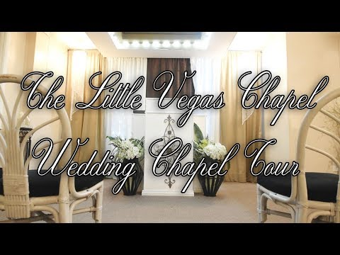 The Best Little Wedding Chapel In Las Vegas The Little