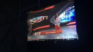 "Download Video My talent, Grace Blessing, as Host ""Sport 7 Malam"" (Trans 7) MP3 3GP MP4"