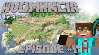Minecraft: Survival Lets Play | Avomancia Ep11:  Farming Chopping and Fishing | Minecraft Tree Farm
