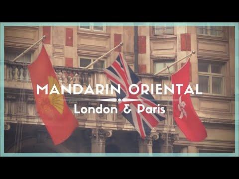 Celestielle #136 - Mandarin Oriental Hyde Park, London & Mandarin Oriental Paris