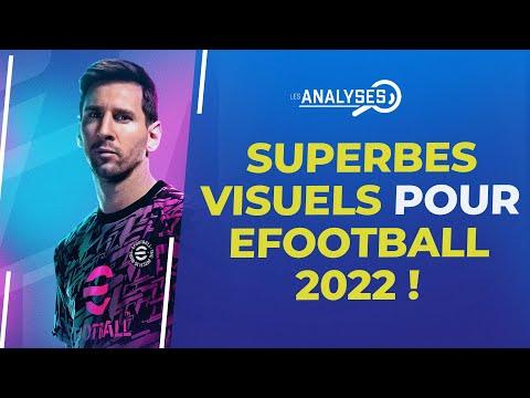 eFootball : Des visuels incroyables ! (by Kini)