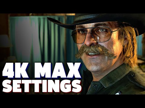 Far Cry 5 4K Max Settings PC Gameplay